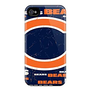 Iphone 6plus Ati16230KVXL Unique Design Stylish Chicago Bears Skin Shock Absorbent Cell-phone Hard Cover -KennethKaczmarek