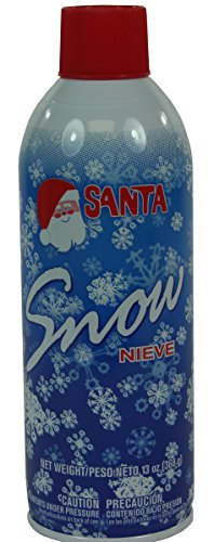 Santa Artificial Snow Spray [90506]