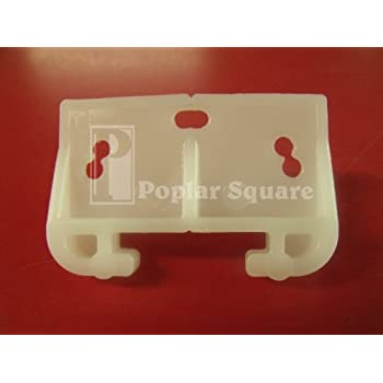 Drawer Backplate Plastic Guide 520 25 Pkg Cabinet And