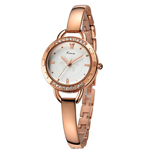 Voeons Women's Elegant Analog Quartz Wat - Bracelet Ladies Wrist Watch Shopping Results