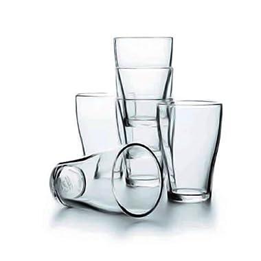 Ikea 365 Clear Glasses- Set of 6