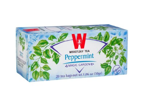 Wissotzky herbal tea (apple delight, 1 pack) 1