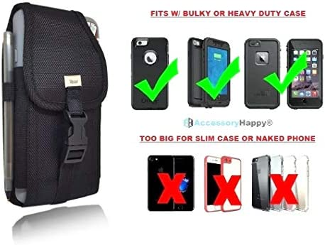 AccessoryHappy Carrying Compatible DuraForce Defender product image