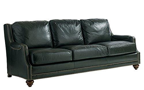 Lexington Coventry Hills Alcot Leather Sofa in Oakhurst