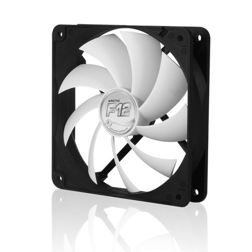 ARCTIC AFACO-12000-GBA01 F12 – Low Noise 120mm PC Standard Case, Effecient Cooling Fan
