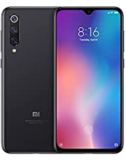 """Xiaomi Mi 9 SE– Smartphone con Pantalla AMOLED de 5,97"""" (Octa Core Qualcomm Snapdragon 712; 2,8 GHz, 6 GB RAM, 64 GB ROM, Triple cámara de 13 + 48 + 8 MP, Android), Negro Piano [Versión española]"""