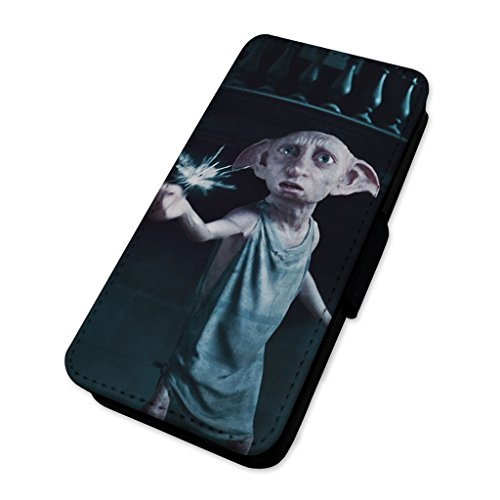 Funny dobby House Elf–Custodia ad aletta in pelle copertura di carta Apple Iphone 6 Plus/6s Plus