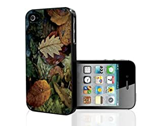 Colorful Leaves on the Trail Hard Snap on Phone Case (iPhone 4/4s)
