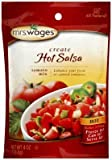 Mrs Wages Hot Salsa Mix 4 oz (single pack) by PRECISION FOODS INC