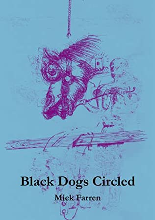 book cover of Black Dogs Circled