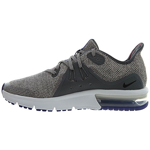 004 Nike Air 3 Scarpe Black Sequent Grey Moon Corsa Max Dark Uomo da GS Multicolore xxt61w