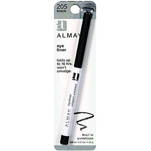 (Almay Eyeliner - Black - 0.01 oz)