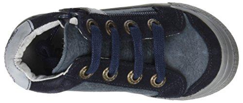 Minibel Jungen Nick Hohe Sneaker Bleu (Marine-Marine)