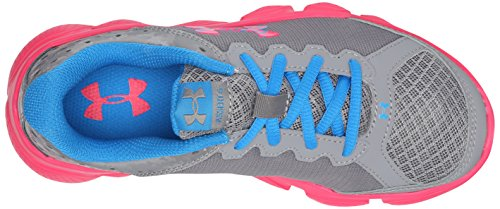 Under Armour Ua Gps Assert 6 - steel/ harmony red/ electric blue