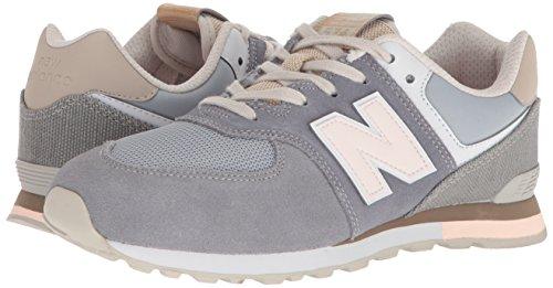 38 EU New Balance Gunmetal Lace 574 Shoes rA0IAq