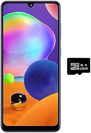 Amazon Com Samsung Galaxy A31 128gb 4gb 6 4 Fhd Quad Camera 5000mah Battery Dual Sim Gsm Unlocked Us Global 4g Lte International Model A315g Dsl Prism Crush White 128gb 128gb Sd