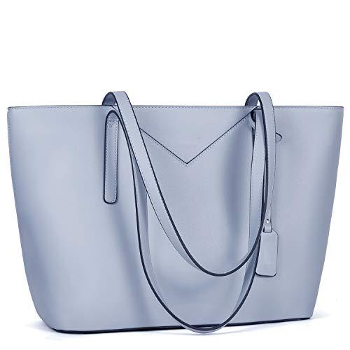 BROMEN Women Handbags Designer Leather Tote Purse Large Capacity Purses and Handbags Shoulder Bag 1