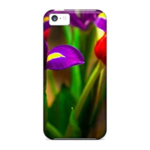 Premium Protection Your Roses Case Cover For Iphone 5c- Retail Packaging