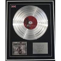 LINKIN Park-LTD Edición CD de disco de platino-Hybrid