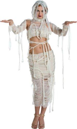 Adult Women's Sexy Mummy Lady Costume