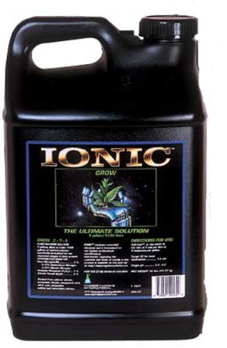 Ionic Grow 3-1-5, Quart