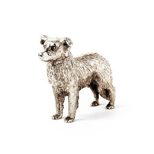 Border Collie Made in UK Artistic Style Dog Figurine Collection