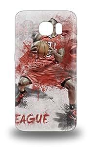 Galaxy Faddish NBA Atlanta Hawks Jeff Teague #0 3D PC Case Cover For Galaxy S6 ( Custom Picture iPhone 6, iPhone 6 PLUS, iPhone 5, iPhone 5S, iPhone 5C, iPhone 4, iPhone 4S,Galaxy S6,Galaxy S5,Galaxy S4,Galaxy S3,Note 3,iPad Mini-Mini 2,iPad Air )