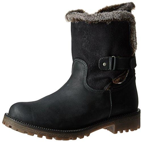 Bos. & Co. Women's Candy Snow Boot - Black Mountain/Imita...