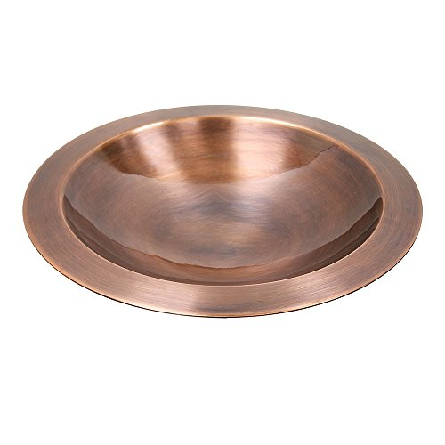 Achla Designs Classic Copper Birdbath
