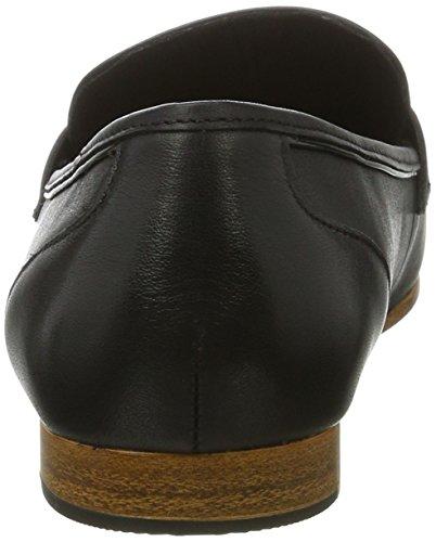 Para Aldo Cassietta Negro Black Mocasines Leather Mujer 97 w7fHAF7q