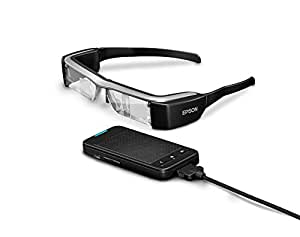 Amazon Com Epson Moverio Bt 200 Smart Glasses Us Edition