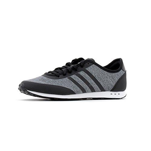 adidas Style TM Plamet Negbas Black Damen W CF Fitnessschuhe Negbas Racer W4Tw6n4qr
