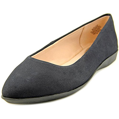 Easy Spirit e360 Madella Mujer Grande Fibra sintética Zapatos Planos
