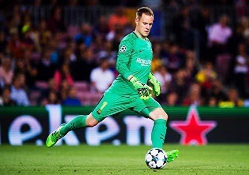 Desconocido Marc-Andre TER Stegen Portero FC Barcelona la Liga España Fútbol Póster 11181 (A3-A4-A5) - A3: Amazon.es: Hogar