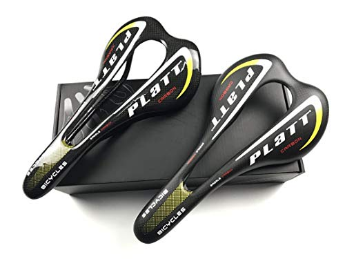 BTY-BICYLEN Bicicleta de montaña Full Carbon Saddle Road MTB ...