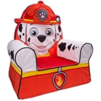 Marshmallow Paw Patrol Comfy Character Chair - Marshall