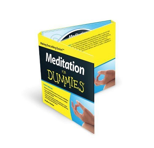 Meditation For Dummies Audiobook