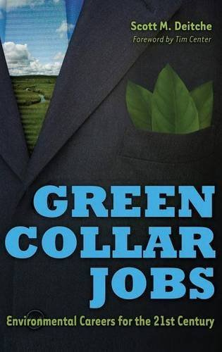 (Green Collar Jobs: Environmental Careers for the 21st Century)
