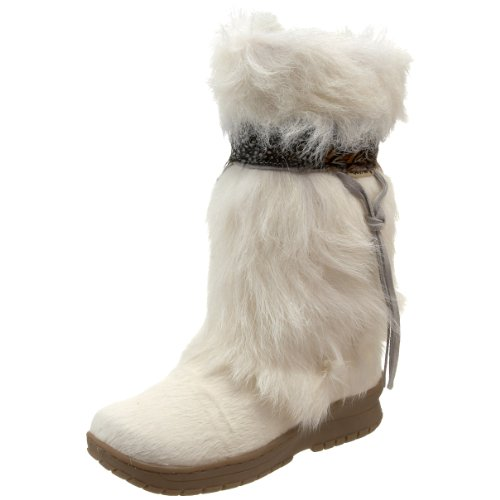 Free Women's Bear Paw Kola II Goat Fur Boots