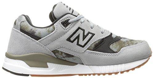 New Mink Basses Sneakers W530bnb Femme Balance Silver Grey rFqR8wrgT
