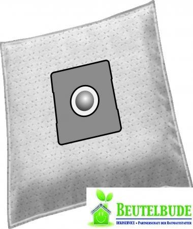 10 Staubsaugerbeutel geeignet für LG Electronics Turbo 4000 Filter