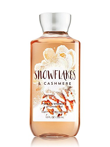 Bath & Body Works Snowflakes & Cashmere Shower - Skin Wash Cashmere Body
