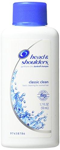 Head+shoulders Class Cln Size 1.7z Head & Shoulders Classic Clean Dandruff Shampoo (Pack of 3)