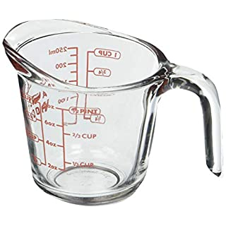 Anchor Hocking 55175OL13 8 Oz Measuring Cup