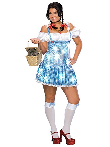 Dorothy Costume - Plus Size - Dress Size (Dorothy Adult Womens Plus Size Costumes)