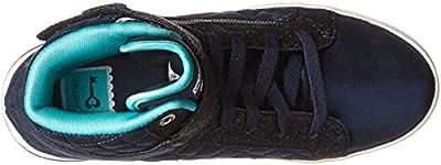 Skechers Kids Twinkle Toes Shuffles High Top Lighted Sneaker (Little Kid/Big Kid/Toddler)