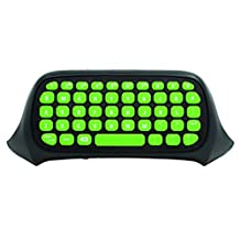 Snakebyte KEY:PAD - Attachable Wireless Keyboard for your XBOX One Controller / Controller - QWERTY