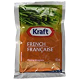 Kraft French Dressing Portions, 40mL, 100 Count