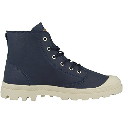 Sneaker Unlined Pampa Unisex a Alto Collo Leather Palladium Hi PwRqvWIwB
