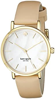 kate spade new york Women's 1YRU0073 Classic Gold-Tone Watch